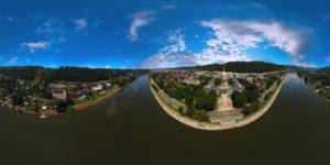 WV Drone Company, Aerial 360, 360 Tour